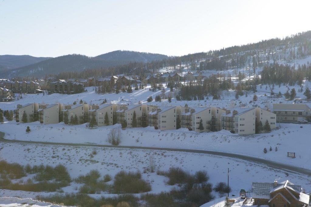 Ski-in, Ski-Out Mountainside Condo at Solvista Family Ski Hill