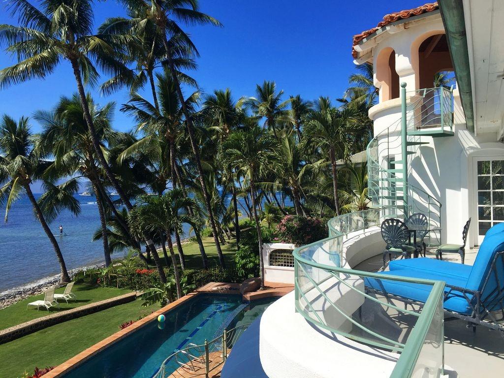 Experience paradise at Blue Sky Villa Maui this Summer!
