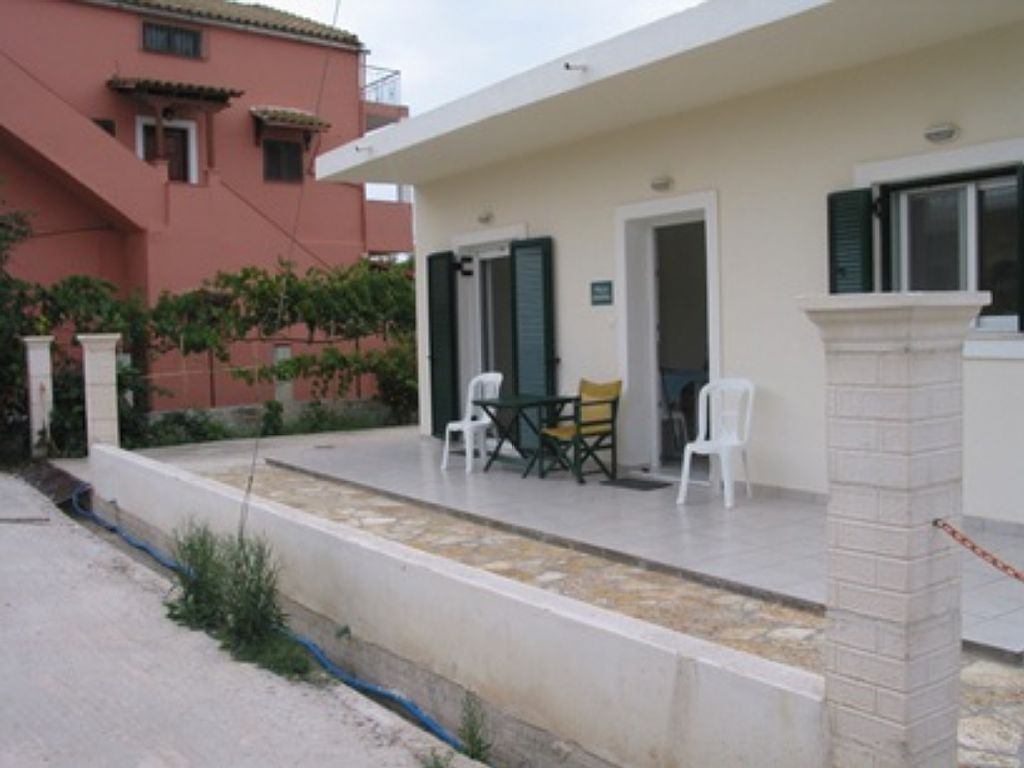 Villa has outside terrace and parking. Welcoming pool facilities nearby!