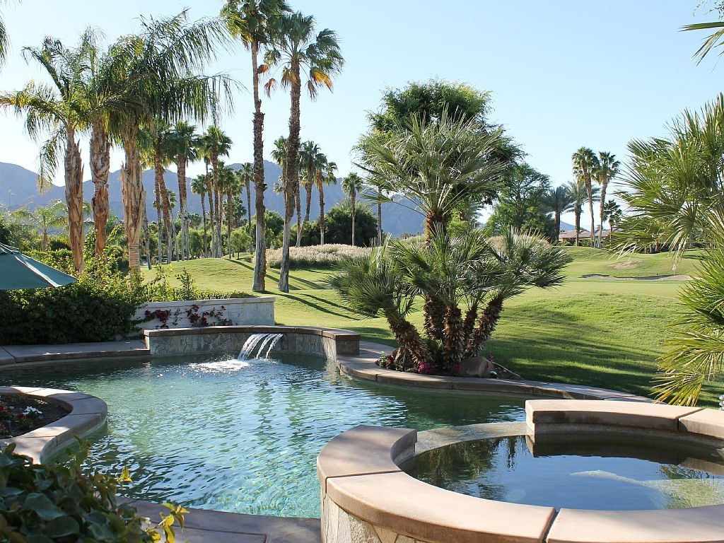 Stunning Home Located At PGA West Nicklaus Couse On 17th Hole In La Quinta, CA