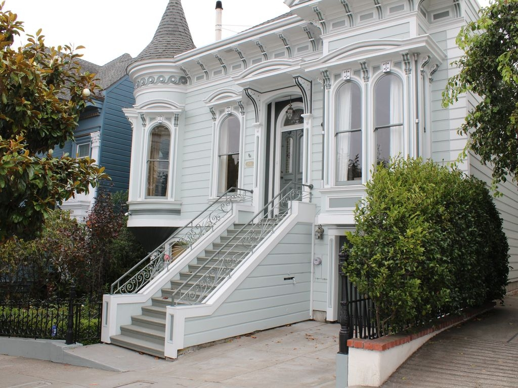 Live Like A Local In Our Historic Victorian Garden Apartment In Pacific Heights